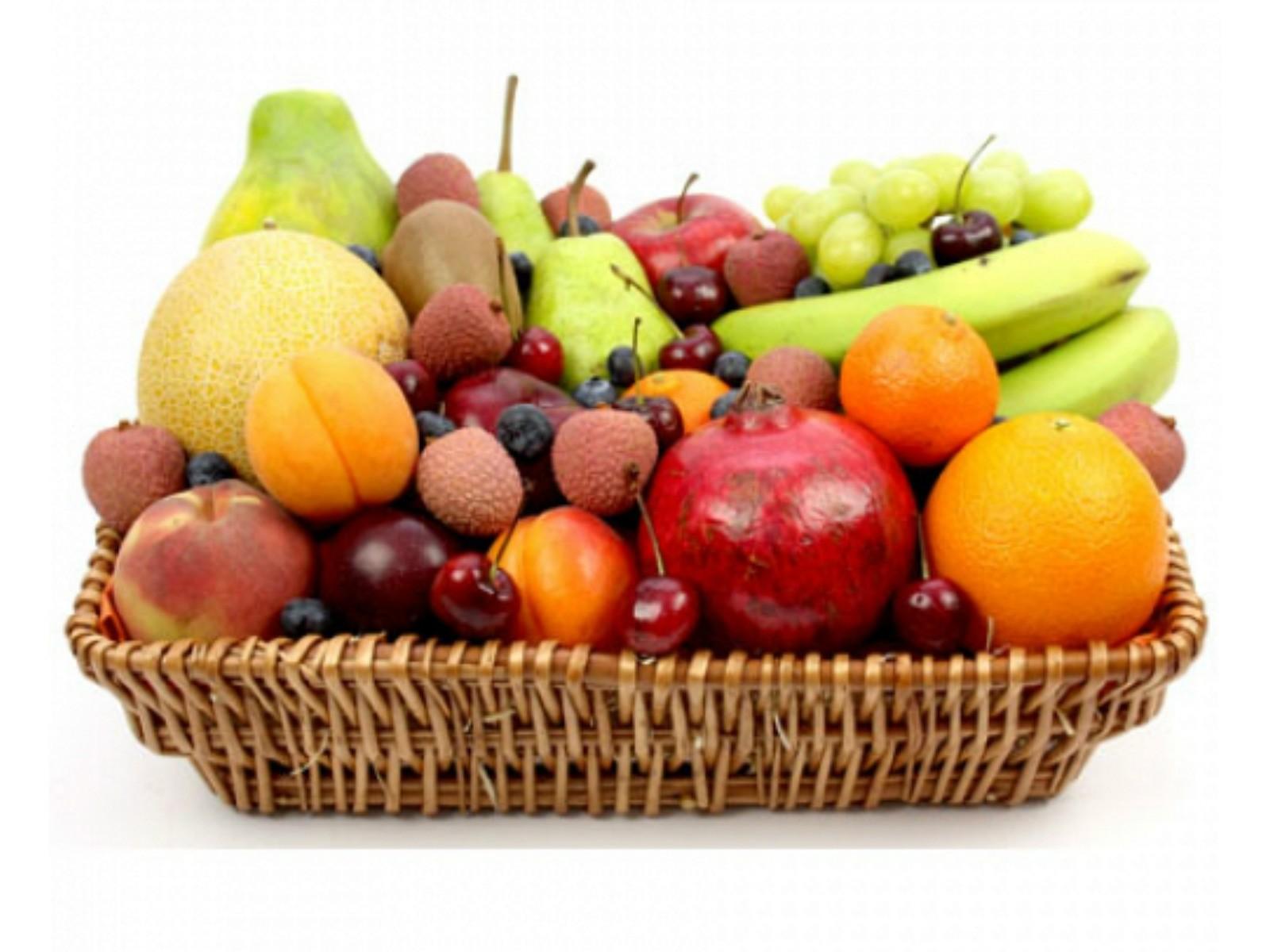 Exotic 3 kg Fruit Basket